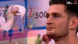 World judo championships 2018 -90 Kgs- N. Sherazadishvili