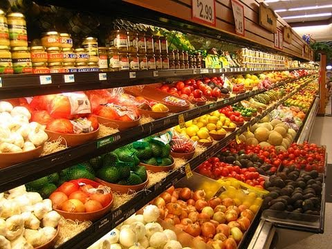 Healthy Food Shopping Tips (What I buy)