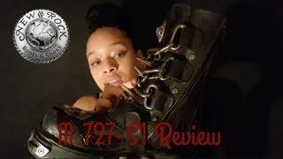 NEW ROCK M.727-S1 REVIEW   My Dark Alternative Life