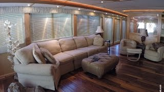 2002 Fantasy 19 x 100WB Houseboat For Sale on South Holston Lake