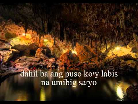 Iniibig Kita By Roel Cortes With Lyrics.wmv video