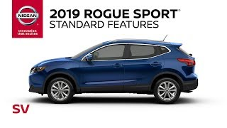 2019 Nissan Rogue Sport SV | Model Review