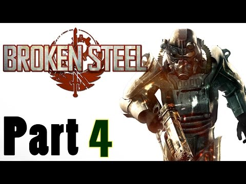Fallout 3: Broken Steel Let's Play - Part 4: Presidential me