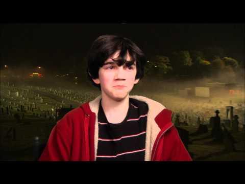 Zach Mills 'Super 8' Interview