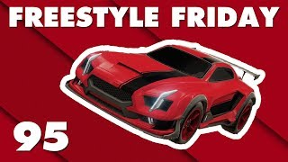 I FINALLY HIT IT - Freestyle Friday 95 (Rocket League)