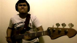 Larry Graham & Graham Central Station - Higher Ground (Bass Cover)