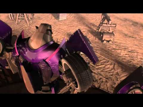 Transformers Prime seson 3 episode 5 Project PredaconTrimmed Part 2 HD