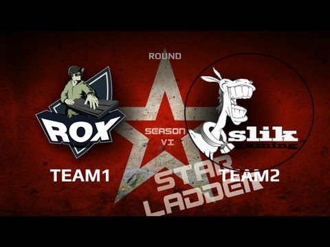 SLTV StarSeries S6 Day 3 - RoX.KIS vs OsG
