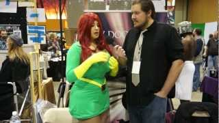 Gamefob Amazing Arizona 2013 Interview - Ivy Doomkitty