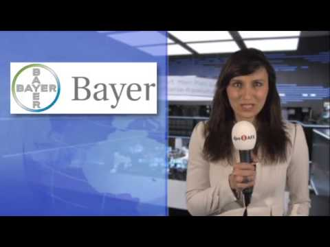 Pharmariese Bayer mit Milliardendeal