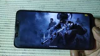 Call Of Duty mobile at 60fps on Pocophone F1
