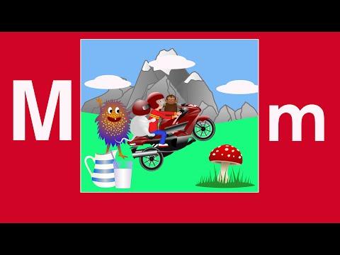Alphabet Songs - The Letter M