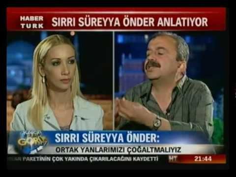 Karşıt Görüş,SIRRI SÜREYYA ÖNDER ANLATIYOR-2