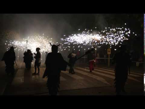 CORREFOC 2017-SANT JOAN DESPI.  4K