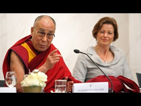 The Dalai Lama's Meeting with Dutch Parliamentarians
