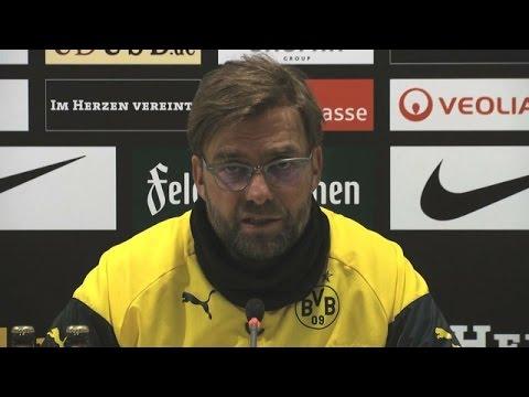 Pressekonferenz: Jürgen Klopp nach dem Sieg im Pokalspiel bei Dynamo Dresden (2:0)   BVB total!