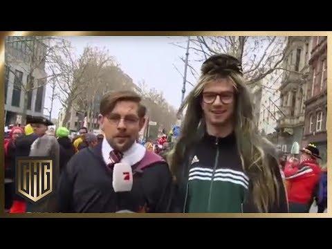 Die Ja Sager im Karneval | Teil 1 | Circus HalliGalli | ProSieben