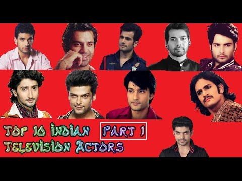 Top 10 Indian Television Actors