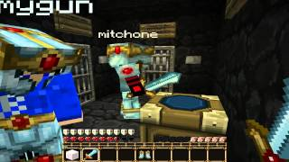 Minecraft - Hunt For The Fountain Ep. 3 - With Callofmygungamer and Mitch! - NO NO NOOO!!!