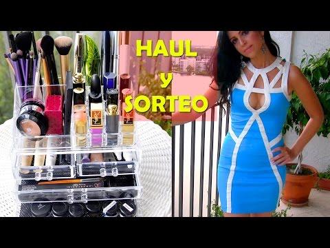 Haul Ropa, Organizador de Cosmeticos, Zapatos, Fajas y Sorteo!