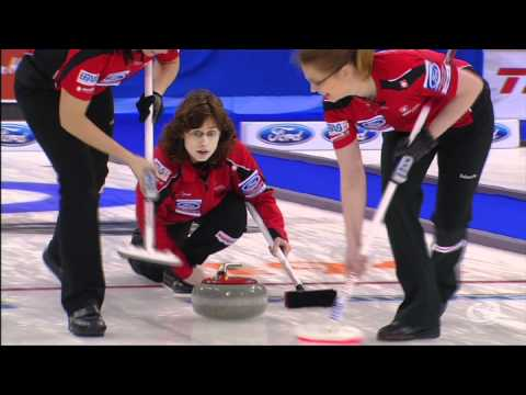 CURLING: World Champion 2012 Mirjam Ott - Skip - Team Switzerland