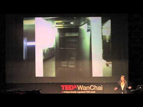 Foodlink, Hong Kong. Robin Hwang at TEDxWanChai