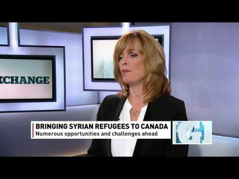 The economic challenges and opportunities of Canada's Syrian refugee program, The Exchange, Nov. 26