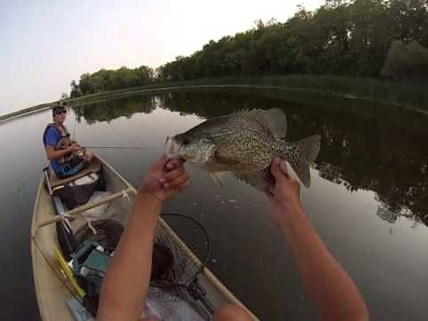 Monster Crappie Fishing
