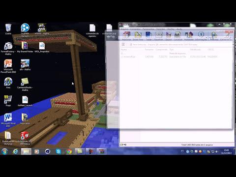 como baixar e instalar hack kinky para minecraft 1.5.2 (pirata e original)
