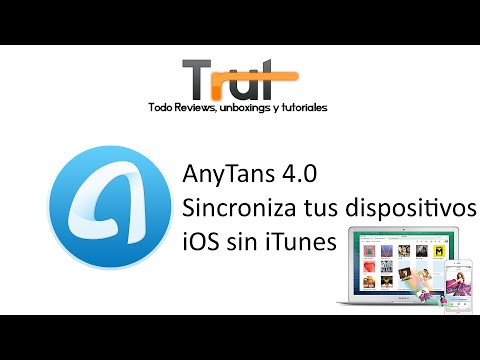 AnyTrans 4.0 | Sincroniza tus dispositivos iOS sin iTunes, Review en Español