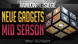 Rainbow Six Siege | NEUE GADGETS | LMG BUFF | JÄGER BUFF