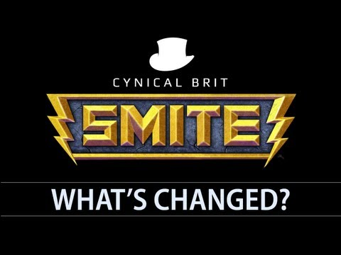 SMITE - What's changed?