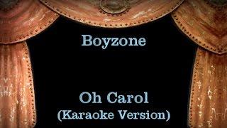 Watch Boyzone Oh Carol video