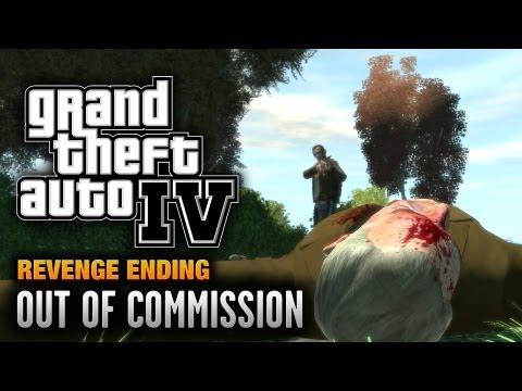 GTA 4 - Final Mission / Revenge Ending - Out of Commission (1080p)