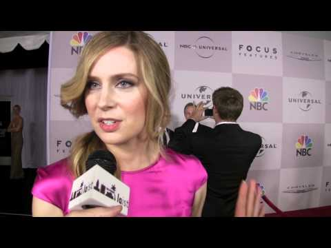 Anne Dudeck from'Covert Affairs' at NBC's 2011 Golden Globes Party