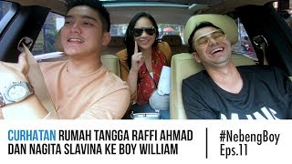 Download Lagu #NebengBoy Eps. 11 - BLAK-BLAKan Rumah Tangga Raffi Ahmad dan Nagita Slavina ke Boy William Gratis STAFABAND