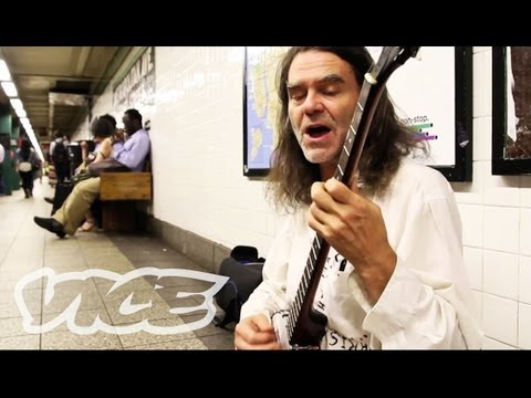 Life of a New York Subway Performer