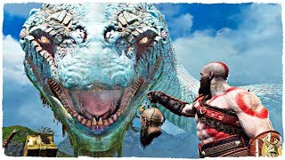 God of War 4 - Nos enfrentamos a los nuevos dioses Nórdicos (God of War 2018) ⚔️