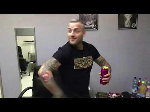 Nálunk az élet- Tattoo by Exmen, Tattoo Studio Vlog 1