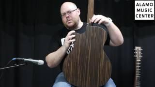 Martin GPCX2AE Demo & Review