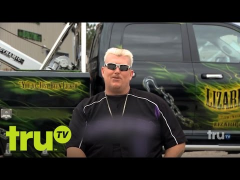 Lizard Lick Towing - Lick Life 101: Ronnie On The South