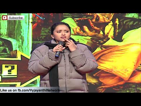 Nani Teasing Suma - Hilarious - Yevade Subramanyam Audio Launch Live - Malavika Nair