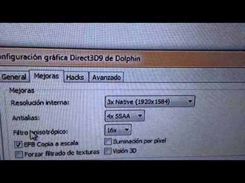 Dolphin emulator +ps2 controller+xbox 360 controller + wiimote Pc