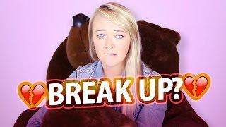 Did we break up? | Meghan McCarthy