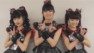 BABYMETAL and jokes..(The best)
