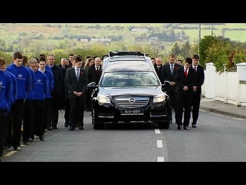 Donal Walsh Funeral | RTÉ Six One News