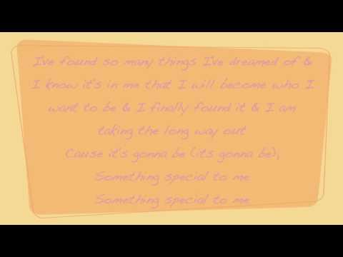 Something Special Lyrics by Colbie Calliat