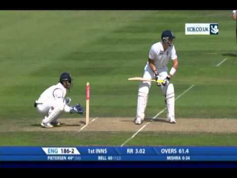 Ian Bell 235 vs India at the Oval 2011