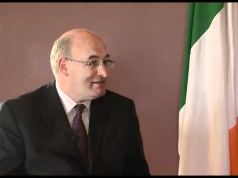 Xinhua News Agency interview with Minister Phil Hogan- broadcast on CNC World, June 2011