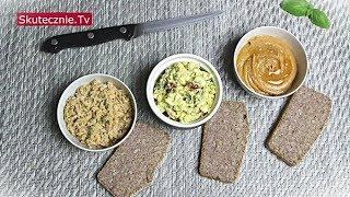 Szybkie śniadanie   3 pasty kanapkowe :: Skutecznie.Tv [HD]